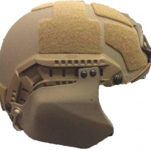Ballistic Protective Helmet