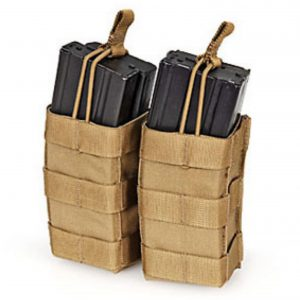 Two Double Magazin Carrying Pouch