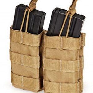 Two Single Magazin Pouches